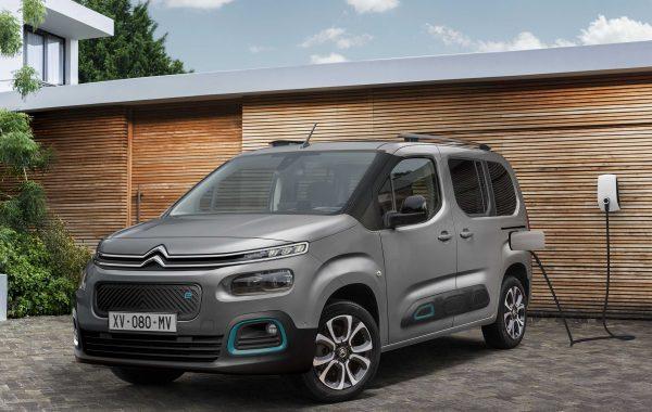 Citroën estrena versión enchufable del Berlingo