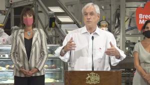 """Presidente Piñera pidió """"sensatez"""" y """"sentido de realidad"""" a parlamentarios para aprobar elecciones en dos días en abril"""