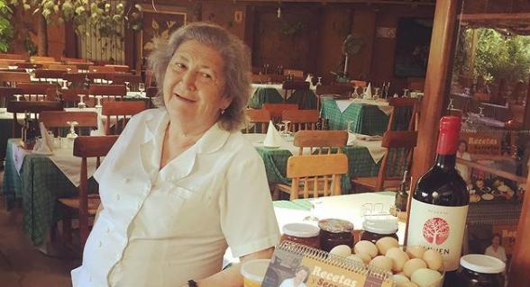 """""""La extrañaremos"""": Confirman el fallecimiento de la conocida """"Doña Tina"""""""