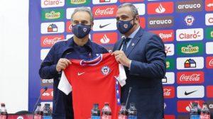 """Martín Lasarte: """"Este grupo de jugadores está picado y quiere llegar al mundial"""""""