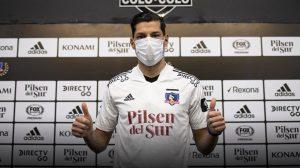 """Miiko Albornoz tras su llegada a Colo-Colo: """"Jugaré en uno de los equipos más grandes de Sudamérica"""""""