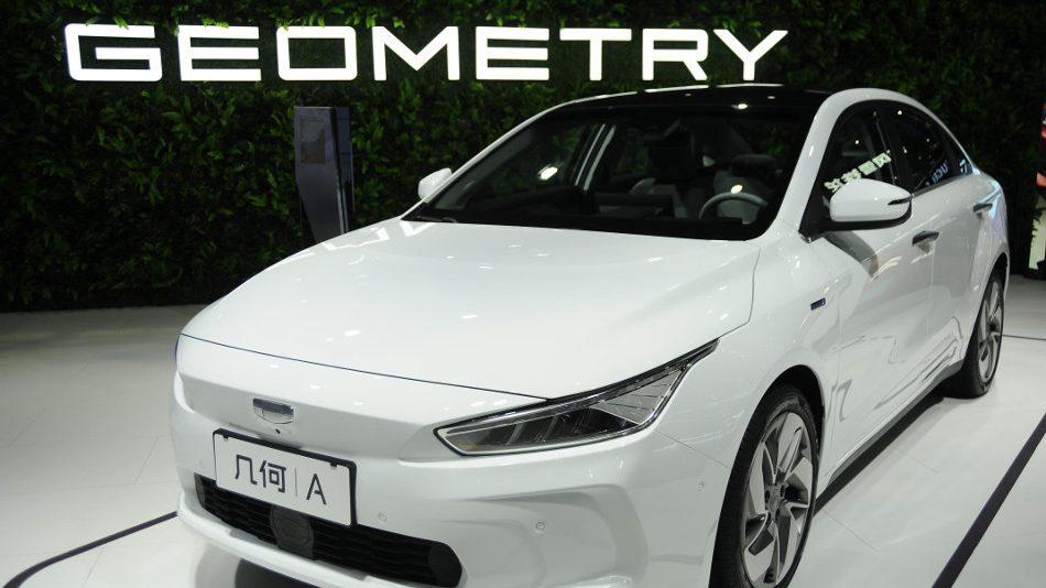 Geely lanzará autos eléctricos de alta gama