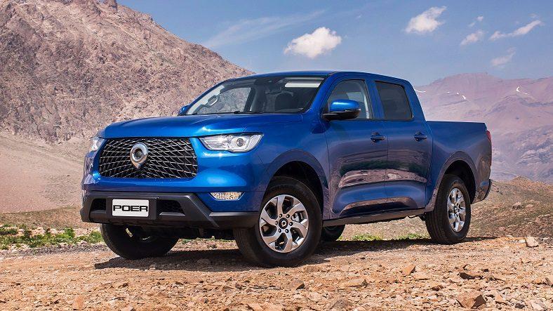 La Poer 2021 se convierte la primera pick-up china en ganar el premio a la Mejor Camioneta del año en Chile
