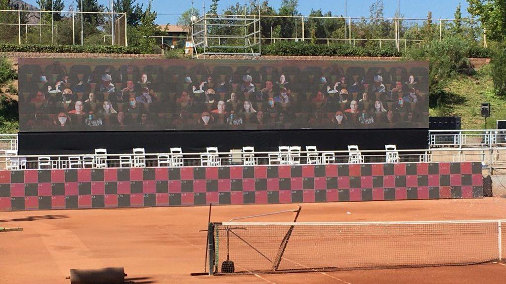 Catalina Fillol y lanzamiento del Chile Open: El público será virtual y se podrán ver todos los partidos por streaming