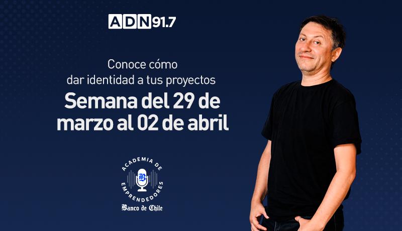 Conoce cómo dar identidad a tus proyectos en la Academia de Emprendedores Banco de Chile
