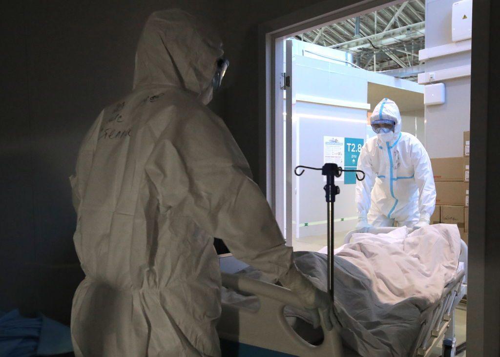 Rusia acumuló más de 200.000 víctimas por el coronavirus Covid-19