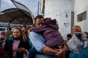 Estados Unidos otorgó estatus temporal a unos 320.000 migrantes venezolanos