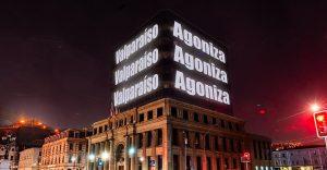 """""""Aquí se permite todo"""": las duras reflexiones de los porteños ante intervención de """"Valparaíso Agoniza"""""""
