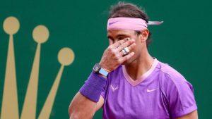 Batacazo en Montecarlo: Rafael Nadal fue derrotado por el ruso Andrey Rublev en los cuartos de final