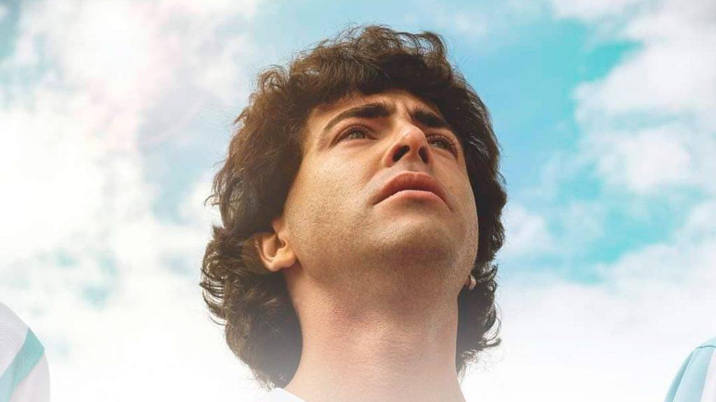 """Amazon Prime entregó el primer adelanto de la serie """"Maradona: Sueño Bendito"""""""