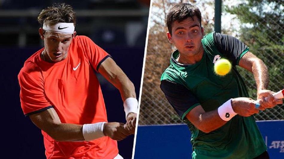 Nicolás Jarry y Tomás Barrios ya tienen horario para enfrentar los cuartos de final del Challenger de Salinas