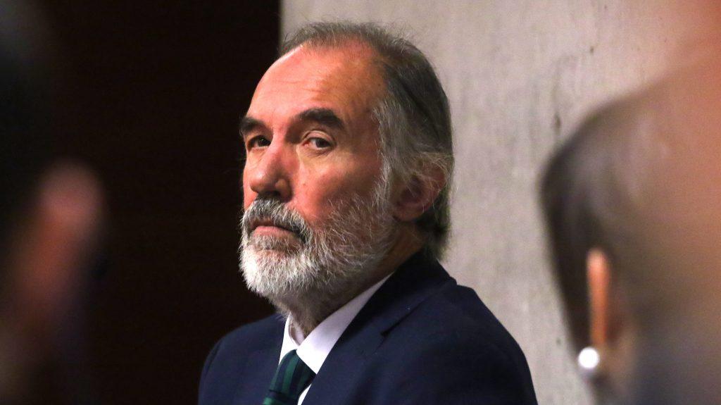 """Abogado Gajardo advirtió que es """"posible"""" que el exsenador Orpis postule a la libertad condicional y esté solo meses en prisión efectiva"""
