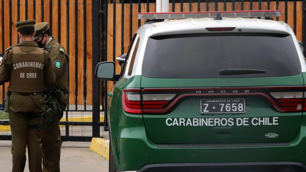 """Carabinero del SEBV sobre robo de vehículos: """"Se está generando una concentración de lo que son ya delitos con violencia"""""""