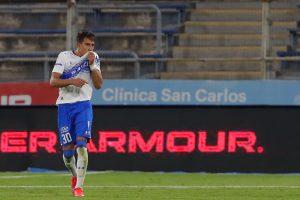 """Diego Valencia se confesó: """"Me ofrecieron irme a la U, lo pensamos, pero dije que no"""""""