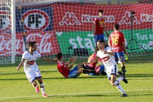 Deportes Melipilla consiguió su primera victoria en el Torneo derrotando a Unión Española en Independencia