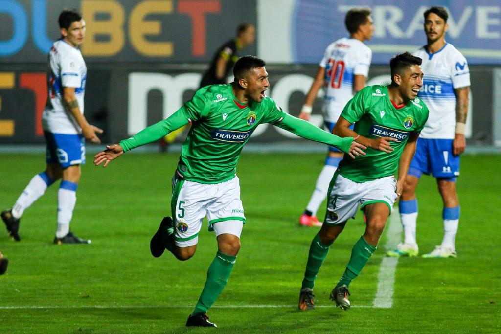 Audax Italiano impuso sus términos en Rancagua y derrotó a la UC por la tercera fecha del Torneo