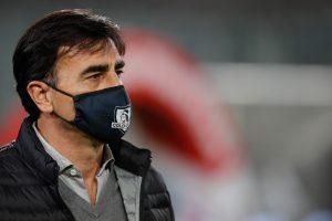 """Gustavo Quinteros tras la derrota de Colo Colo: """"Fuimos protagonistas a pesar de la adversidad"""""""