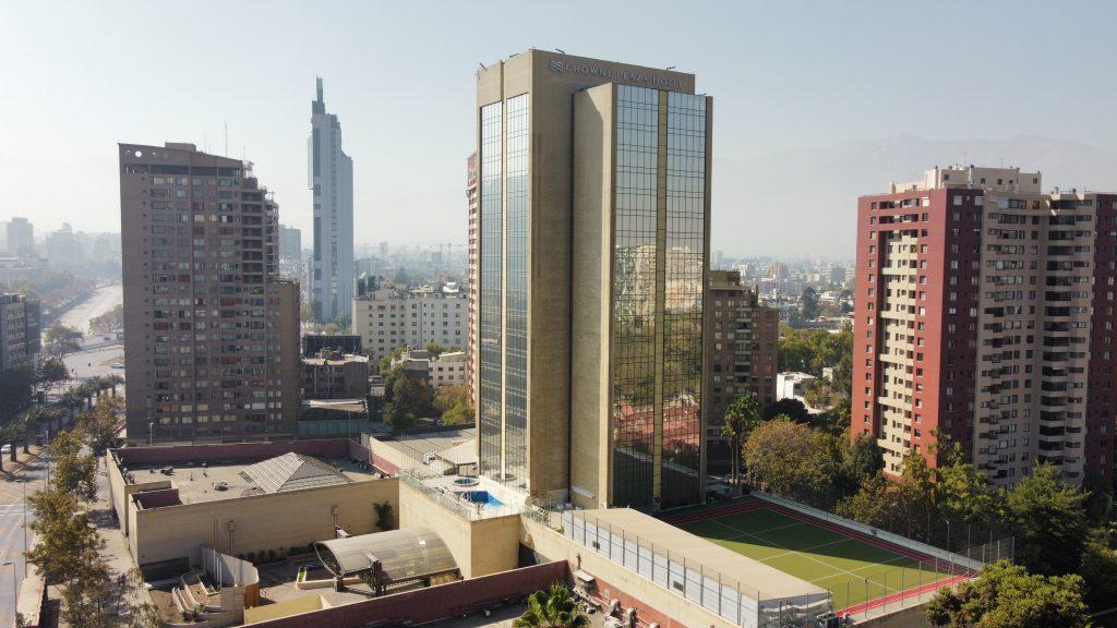 Cálido: revisa el pronóstico del tiempo para este domingo en Santiago