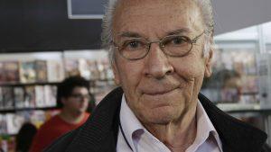 """""""Francisca, yo te amo"""": Este domingo falleció el escritor José Luis Rosasco"""