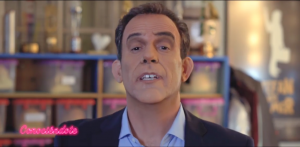 """Stefan Kramer sumó una nueva """"víctima"""": compartió hilarante imitación de Felipe Alessandri"""