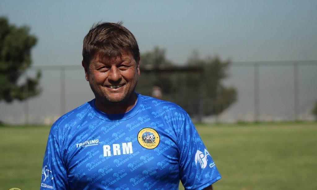 """Roberto """"Tomatín"""" Rojas, exarquero de la """"U"""": """"Sergio Vargas fue el mejor arquero hasta que apareció Johnny Herrera"""""""