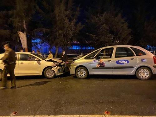Candidato a concejal protagonizó accidente de transito: reincidió en manejo en estado de ebriedad