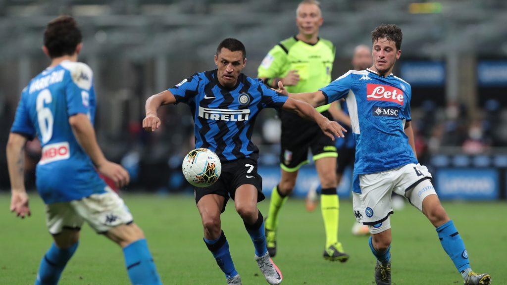 """Walter Gargano en la previa del Napoli-Inter: """"Será un partido muy duro solo mirando la banca: Gattuso y Conte"""""""