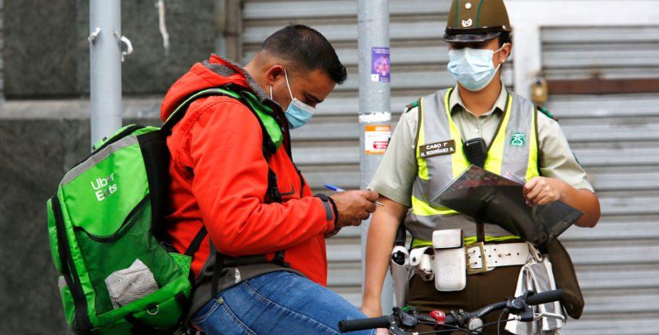 10 comunas de la RM avanzan a Transición — Paso a Paso