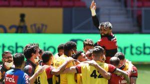 ¡Huaso campeón!: Flamengo derrotó en los penales al Palmeiras y se quedó con la Supercopa de Brasil