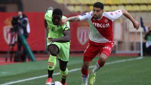 Guillermo Maripán fue titular en el triunfo del Mónaco ante el colista del fútbol francés