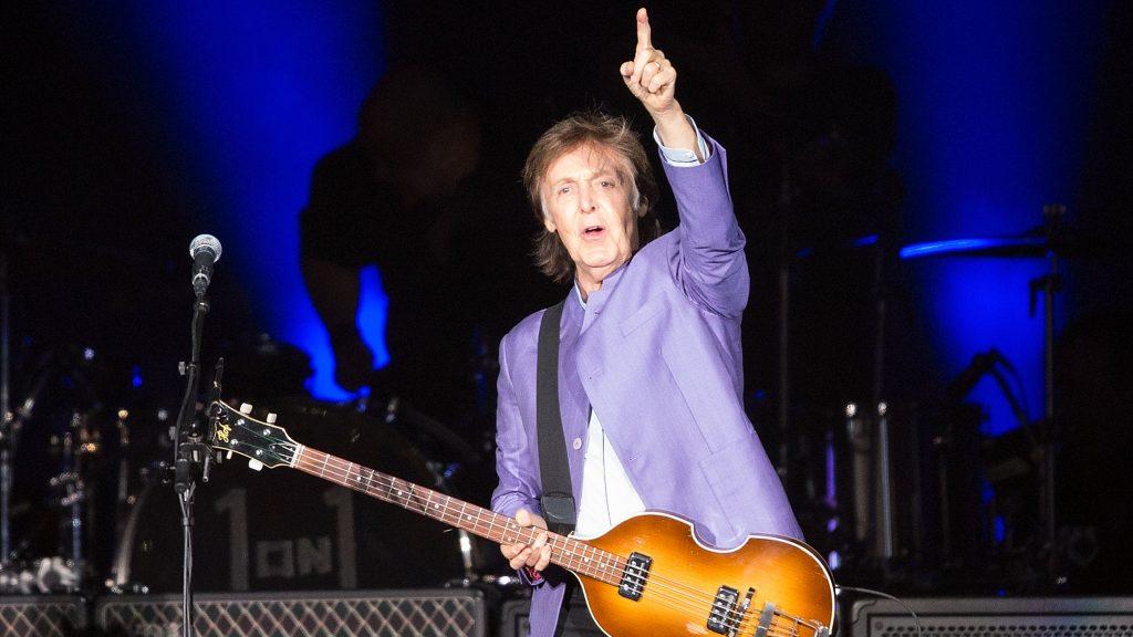 Paul McCartney estrenó disco de reversiones junto a destacados músicos