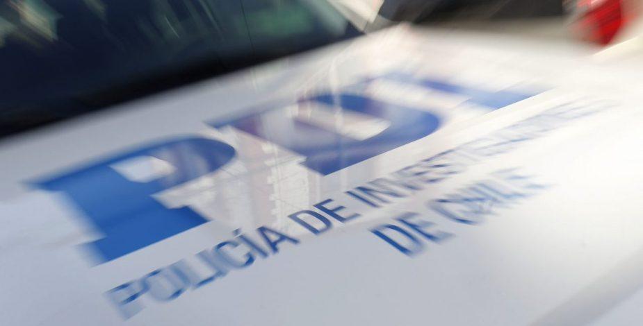 Fue baleado en plena vía pública: PDI investiga homicidio en Quinta Normal