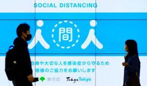 Tokio canceló evento internacional de automóviles por la pandemia del Covid-19