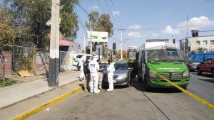 Carabinero repelió asalto en su contra disparando a delincuente en Lo Espejo: sujeto se encuentra en riesgo vital