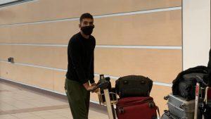 """Emiliano Amor en su llegada a Chile: """"Desde el primer momento que supe lo de Colo-Colo quise venir"""""""