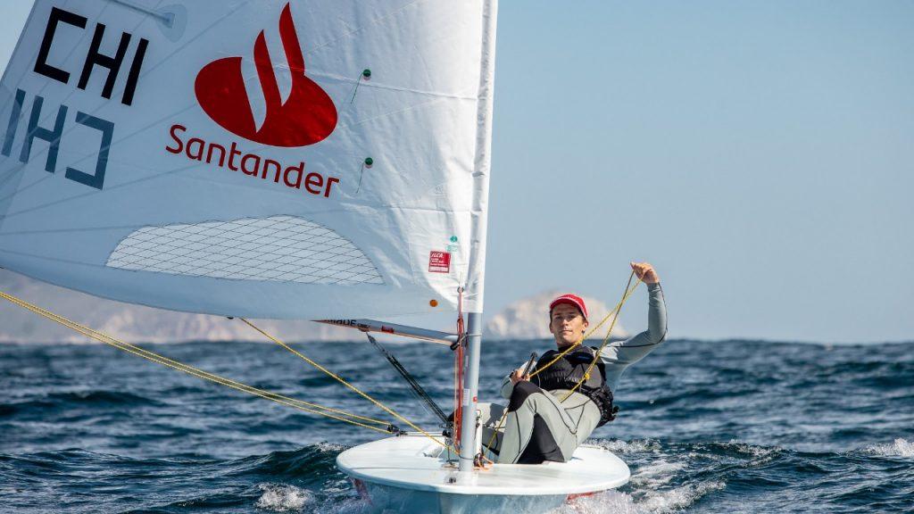 Clemente Seguel dejó atrás un mal debut y clasificó a la Flota de Oro del Campeonato Continental Europeo