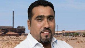 Se contagió con Covid-19: alcalde de Pozo Almonte está hospitalizado por neumonía y con requerimiento de oxígeno