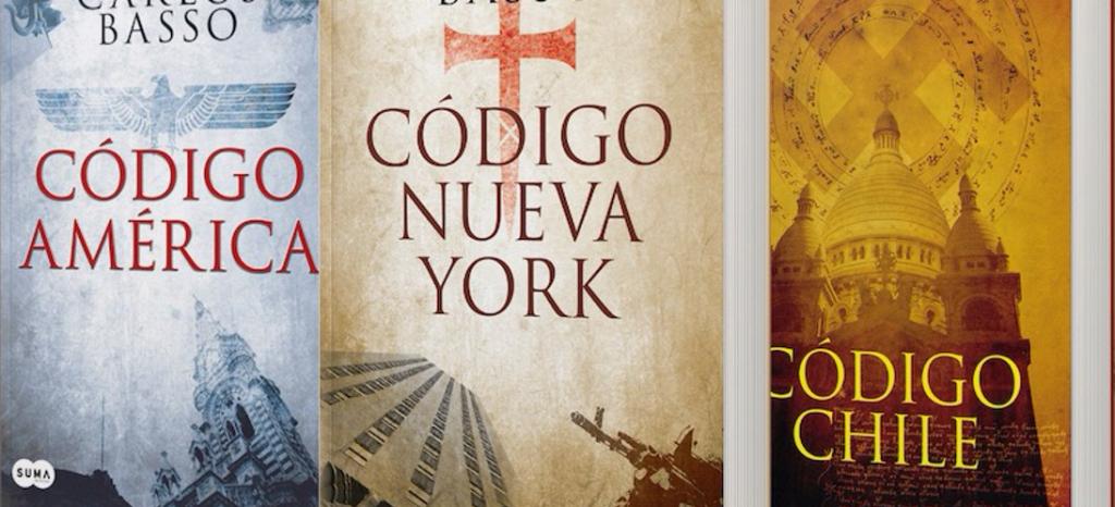 """""""Código Nueva York"""": El último libro de la trilogía de Carlos Basso ya está a la venta"""