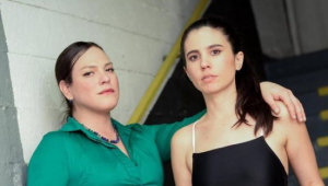 """""""Estamos trabajando para ustedes"""": Daniela Vega y Javiera Mena anuncian canción juntas"""