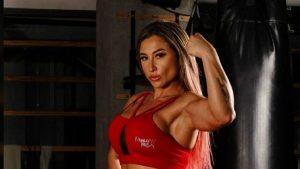 PODCAST   Mujeres al Deporte: Nicole Moreno y su dedicación el fitness