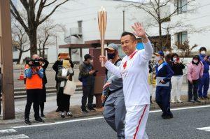Fue detectado primer caso de covid-19 en un portador de la antorcha olímpica en Japón