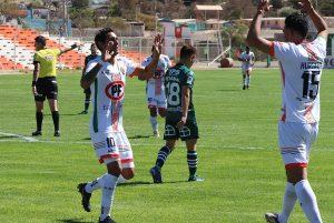 Cobresal venció de local con angustia por 2-1 a Santiago Wanderers
