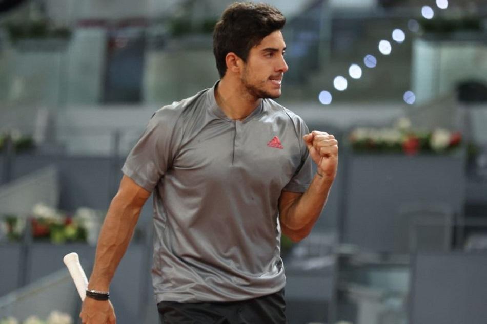 Cristian Garin ya tiene horario para su debut ante Marton Fucsovics en el ATP 250 de Ginebra