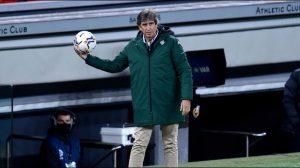 """Manuel Pellegrini sigue confiando en la clasificación a la Europa League: """"Continuamos dependiendo de nosotros mismos"""""""
