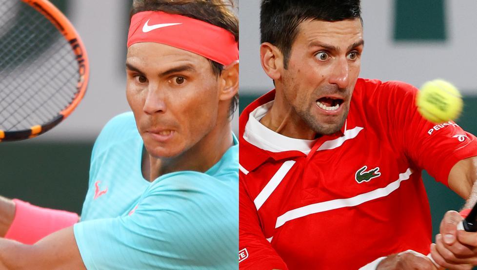 Novak Djokovic y Rafael Nadal disputarán la gran final del Masters 1000 de Roma