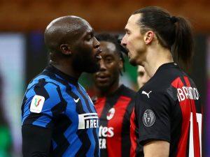 """Lukaku y su duro dardo a Zlatan Ibrahimovic: """"Yo quiero ganar por el Inter y él solo quiere ganar por sí mismo"""""""