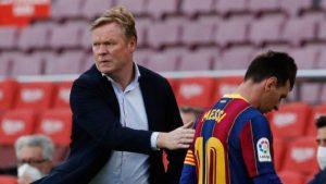 Medios catalanes destrozaron al Barcelona por desperdiciar la chance al título tras caer ante el Celta en el Camp Nou