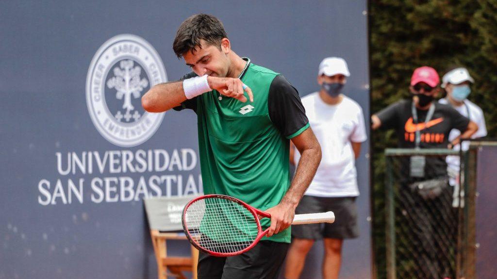 Corrió la lista: Tomás Barrios disputará las clasificaciones de Roland Garros