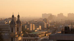 La primera del año: Intendencia Metropolitana decretó alerta ambiental para este viernes