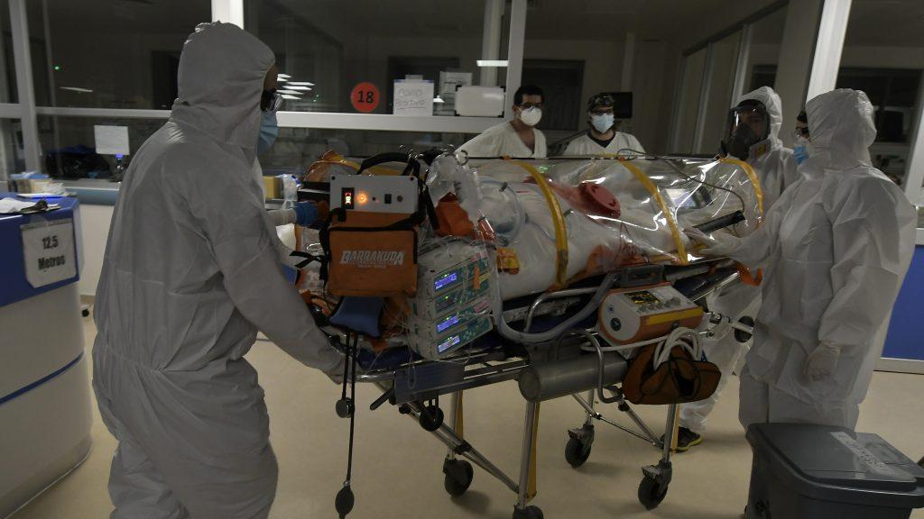 Ministerio de Salud: 117 personas fallecieron por covid-19 las últimas 24 horas, llegando a un total de 27.218